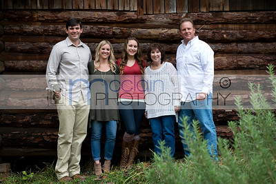 Heberling Family 2015