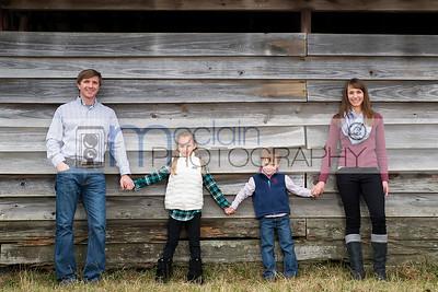 Jordan Family 2015