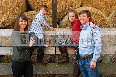 Jordan Family Folder