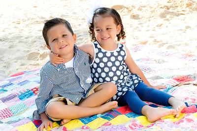 Ethan and Sophia Summer