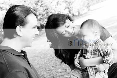 Mielcarski Family & Ethan 9 mo. Session
