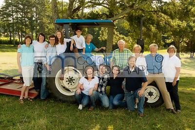 Perkins Family Folder