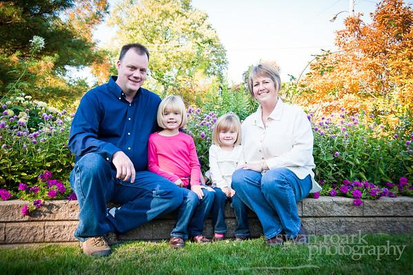 Tate Family 2011