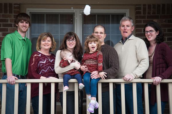 Westerman Family 2013