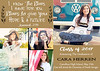 Cara Graduation Invite