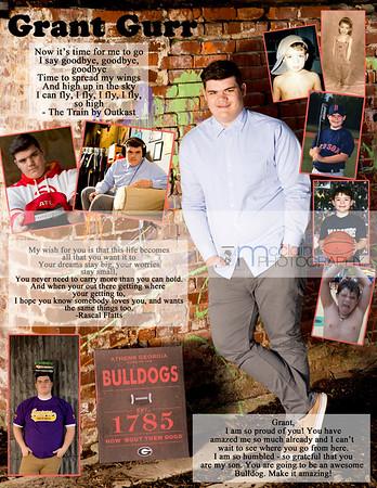 Senior Ad Page