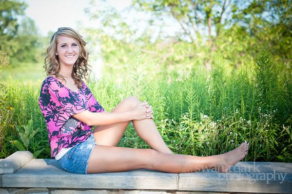 Hannah M. Senior Photos