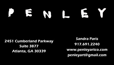 Penley Business Cards