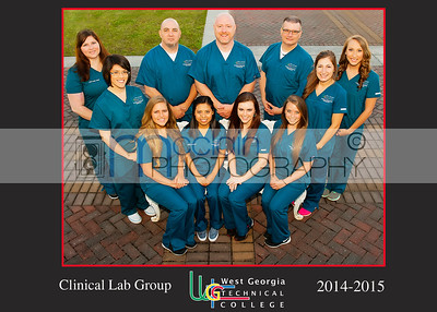 Clinical lab group 2014-2015