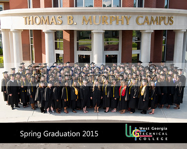 2015 Spring Graduation