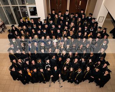 Fall 2018 WGTC Graduation