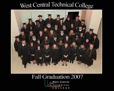 Fall Graduation 2007