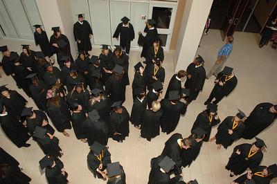 Summer Graduation 2008