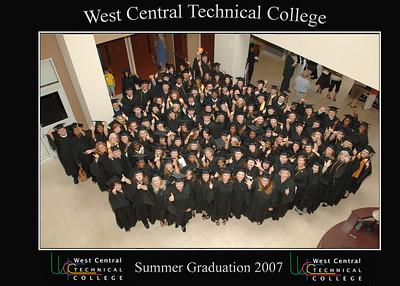 Summer Graduation 2007