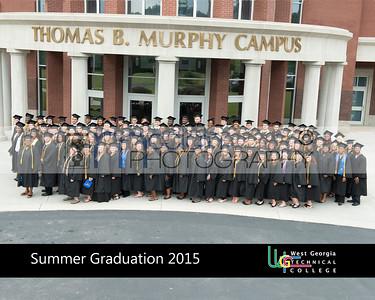 Summer Graduation 2015