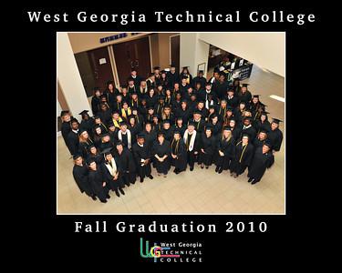 WGTC Gradutaion Fall 2010