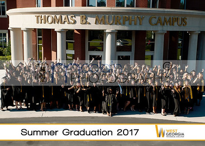 WGTC Summer Graduation August 2017