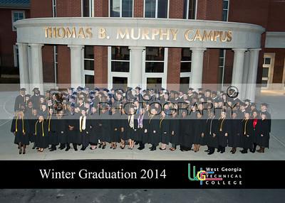 WGTC Winter Graduation 2014
