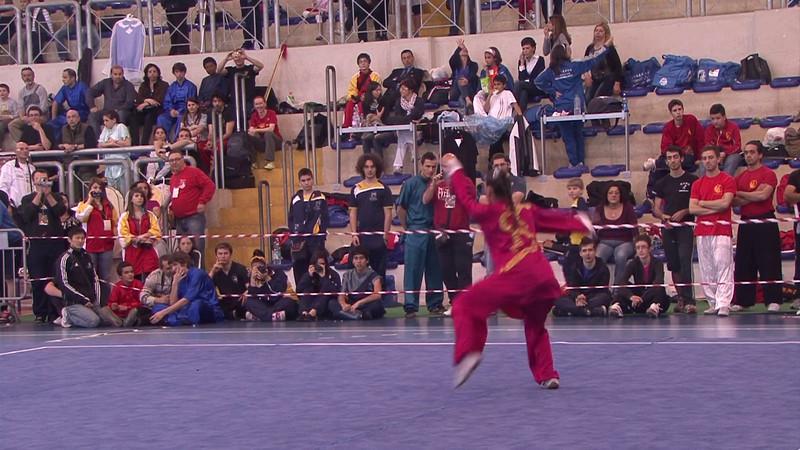 Arianna Romano, campionati di Pescara, 2012