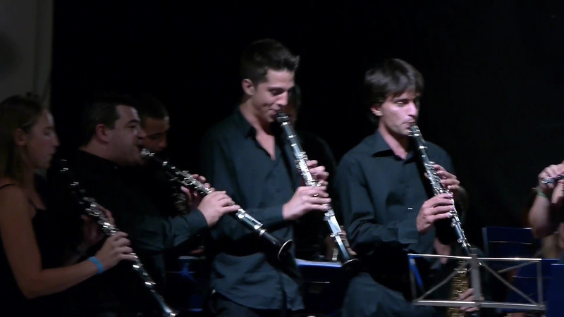 Orchestra Filarmonica di Sestri Levante diretta dal maestro Francesco Gradella.