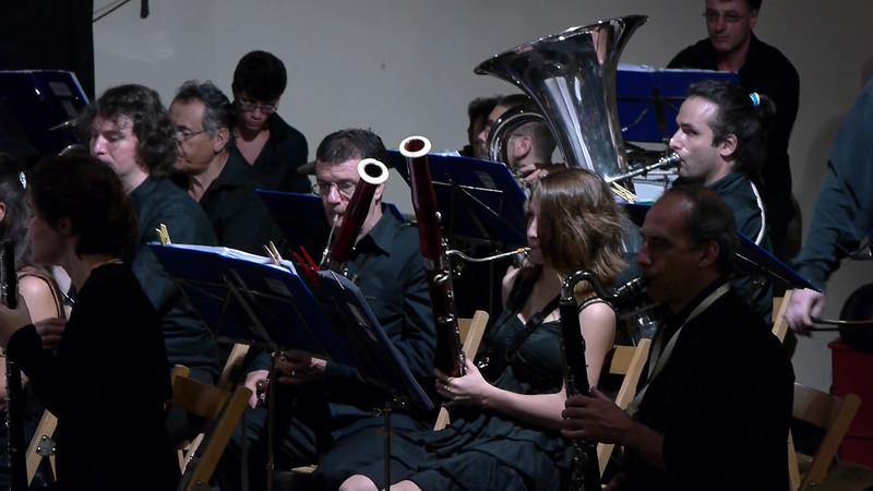 Mikis Theodorakis, sirtaki, Zorba the Greek. Orchestra Filarmonica di Sestri Levante diretta da Francesco Gardella.