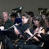 Orchestra Filarmonica di Sestri Levante diretta dal maestro Francesco Gardella.