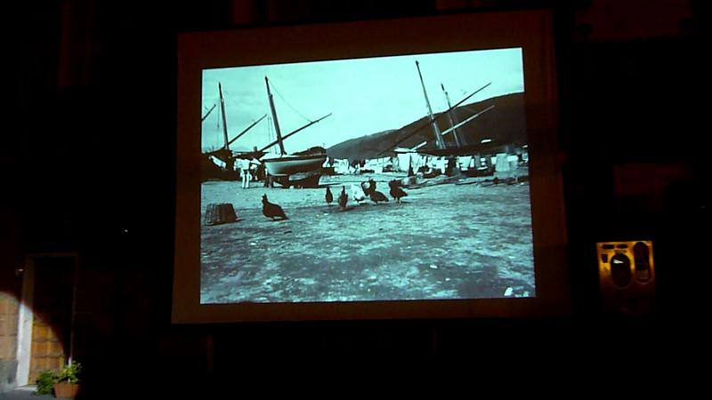 Sestri Levante, Festival di fotografia una Penisola di Luce; proiezione in Corso Colombo di foto storiche. Settima parte.