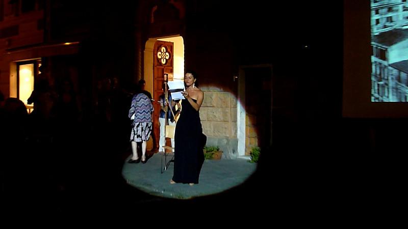 Sestri Levante, Festival di fotografia una Penisola di Luce; proiezione in Corso Colombo di foto storiche. Ottava parte.