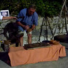 Video realizzato l'8 agosto 2010 a Villa Rovereto in Sestri Levante. Il signor Bruno Noceti intervistato da Sara Olivieri spiega come si realizzano i testi o testetti di terracotta, utilizzando una terra particolare che trova nella frazione Iscioli di Ne.