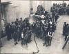 Sestri Levante, 1928: new bell for the parish church of Santa Maria di Nazareth.<br /> <br /> Sestri Levante, 1928: la nuova campana per la chiesa parrocchiale di Santa Maria di Nazareth