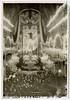 Sestri Levante, 1934; the parish church of Santa Maria di Nazareth decorated for the canonization of st. John Bosco.<br /> <br /> Sestri Levante, 1934: la chiesa parrocchiale di Santa Maria di Nazareth decorata per la canonizzazione di San Giovanni Bosco.