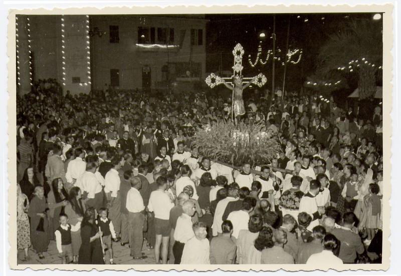 The 1953 procession<br /> <br /> La processione del 1953