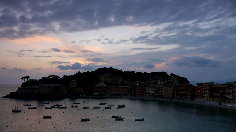 Time-lapse of Sestri Levante made with the new Panasonic GH2 and a soft grand ND 0.6 filter. Here I used the kit lens 14-42 and a Pixel TC-252 remote to take a picture every 10 seconds.<br /> I then made the movie with the free software Avidemux.