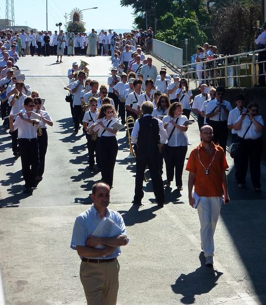 Processione Madonna del Carmelo 2010, Sestri Levante<br /> <br /> Our Lady of Mount Carmel 2010 procession, Sestri Levante (Italy)