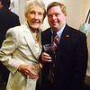 Board of Trustees Nancy Donahue Sr. and her son Philip of Lowell