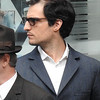 "Michel Hazanavicius filming "" Redoutable "" in Paris"