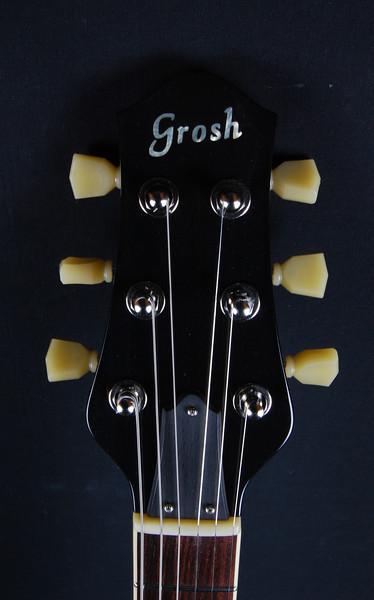 Don Grosh '59 Spec in Dark Cherry Burst, HH Pickups