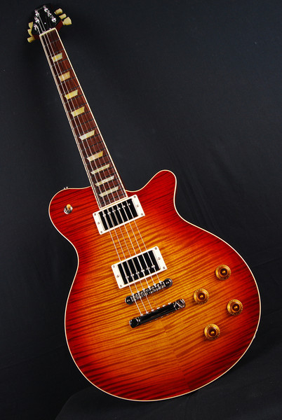 Don Grosh '59 Spec in Dark Cherry Burst, HH Pickups
