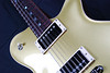 Don Grosh Set Neck Custom in Gold Top, HH Pickups