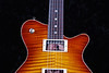 Don Grosh Set Neck Custom in Tobacco Burst, HH Pickups