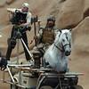 "300 (2006) <br /> Directed by<br /> Zack Snyder (screenplay) <br /> Kurt Johnstad (screenplay) <br /> Michael Gordon (screenplay) <br /> Frank Miller (graphic novel) <br /> Lynn Varley (graphic novel)<br /> <a href=""http://www.imdb.com/title/tt0416449/"">http://www.imdb.com/title/tt0416449/</a><br /> (Credit Image: © Chris Kralik/KEYSTONE Press)"