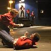 October 2006, Montreal, Qc<br /> Steak (2007)<br /> Director: Quentin Dupieux<br /> Writer: Quentin Dupieux (scenario and dialogue)<br /> Stars: Eric Judor, Ramzy Bedia and Sebastien Tellier<br /> (Credit Image: © Chris Kralik/KEYSTONE Press)