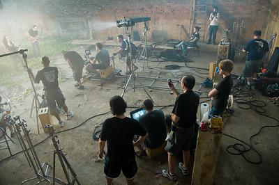 BTS GeriX music video