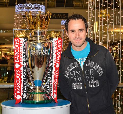 Premier League Trophy Saturday