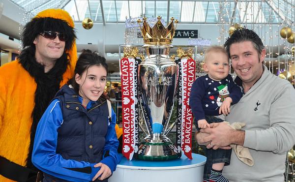 Premier League Trophy Sunday