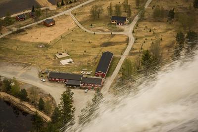 Reiårsfossen Camping
