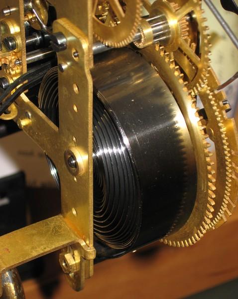 Merritt's Antiques MS310 mainspring