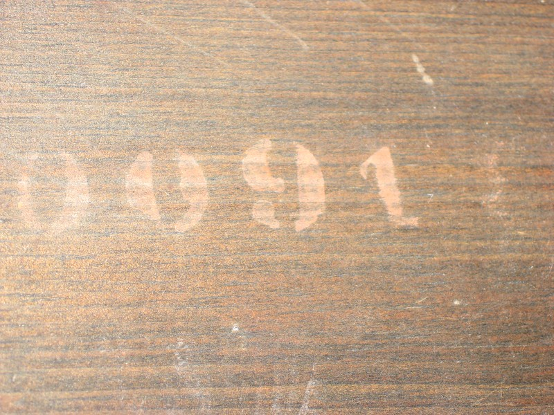 Date code 0091 (year 1900)