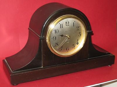 Seth Thomas Sentinel No. 4 Tambour Mantel Clock