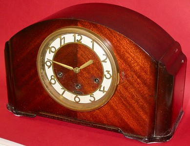 Seth Thomas Simsbury Chime Clock Made in 1947